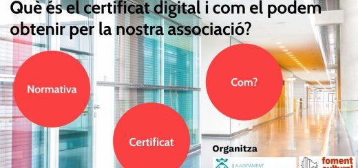 Presentació Certificat Digital